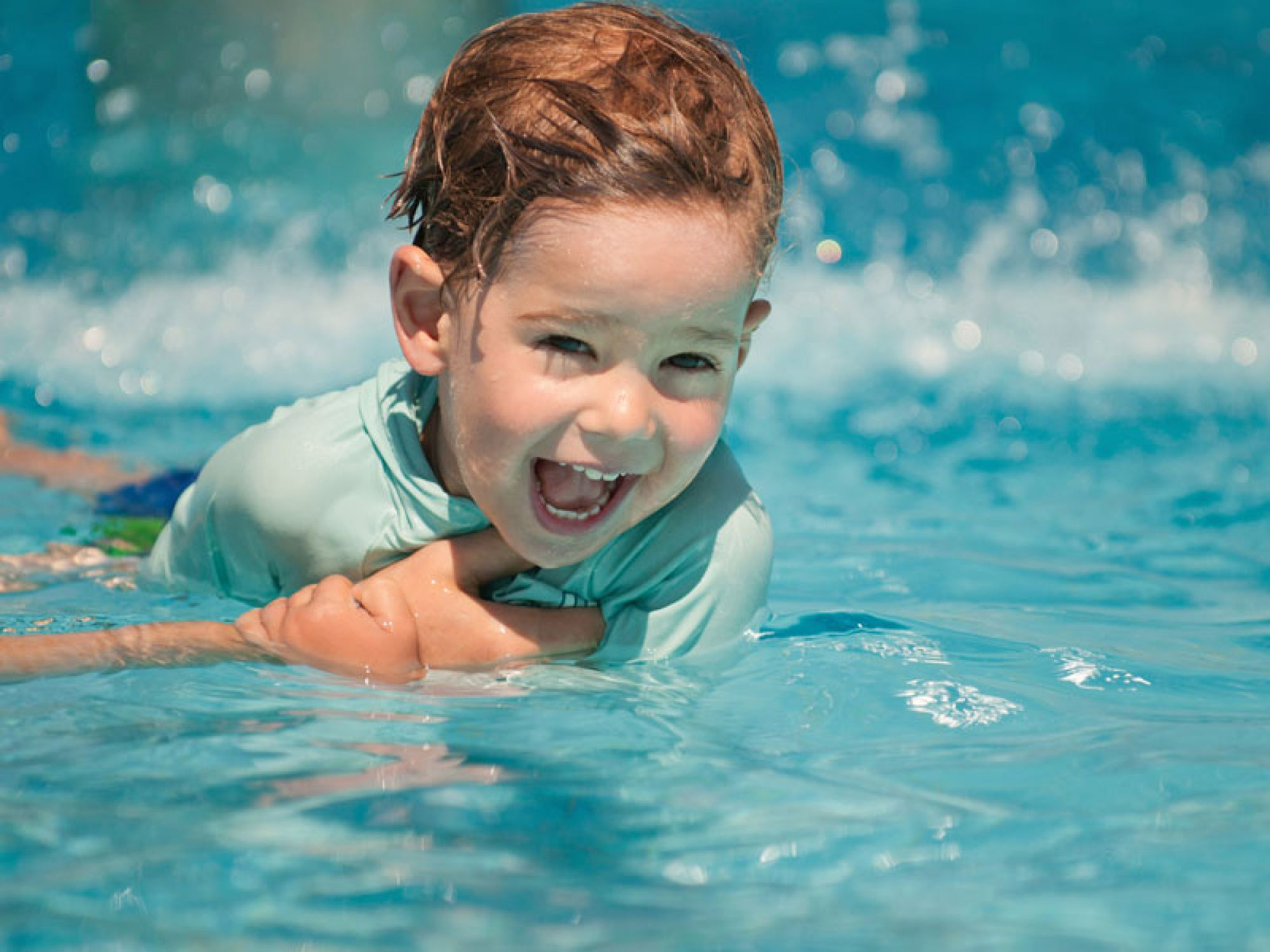 The Value of Swimming Lessons for Preschool Children